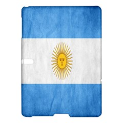 Argentina Texture Background Samsung Galaxy Tab S (10 5 ) Hardshell Case