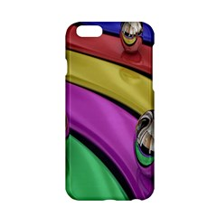 Balloons Colorful Rainbow Metal Apple Iphone 6/6s Hardshell Case by Simbadda