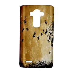 Birds Sky Planet Moon Shadow Lg G4 Hardshell Case by Simbadda