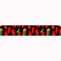 Berry Strawberry Many Small Bar Mats by Simbadda
