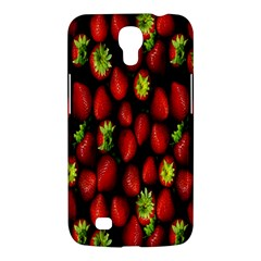 Berry Strawberry Many Samsung Galaxy Mega 6 3  I9200 Hardshell Case by Simbadda