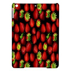 Berry Strawberry Many Ipad Air Hardshell Cases by Simbadda