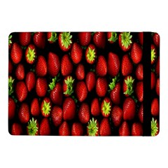 Berry Strawberry Many Samsung Galaxy Tab Pro 10 1  Flip Case by Simbadda
