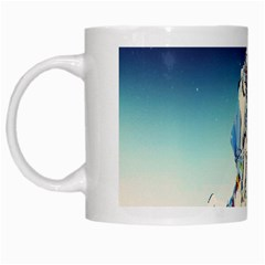 Astronaut White Mugs by Simbadda