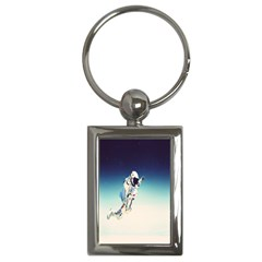 Astronaut Key Chains (rectangle)  by Simbadda