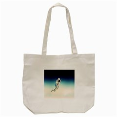 Astronaut Tote Bag (cream) by Simbadda