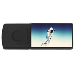 Astronaut Usb Flash Drive Rectangular (4 Gb) by Simbadda