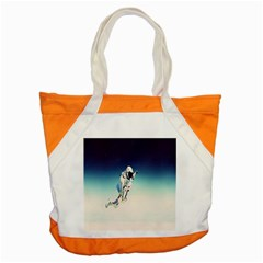 Astronaut Accent Tote Bag by Simbadda