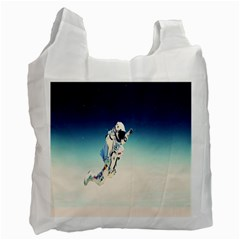 Astronaut Recycle Bag (two Side)  by Simbadda