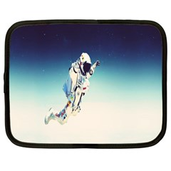Astronaut Netbook Case (xxl)  by Simbadda