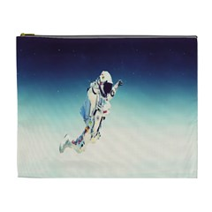 Astronaut Cosmetic Bag (xl) by Simbadda