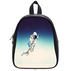 Astronaut School Bags (small)  by Simbadda