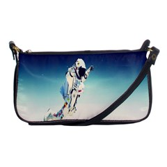 Astronaut Shoulder Clutch Bags by Simbadda