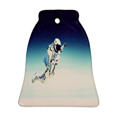 Astronaut Bell Ornament (two Sides) by Simbadda