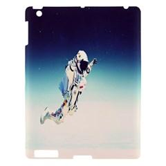 Astronaut Apple Ipad 3/4 Hardshell Case by Simbadda