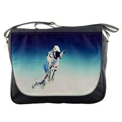 Astronaut Messenger Bags by Simbadda