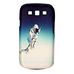 Astronaut Samsung Galaxy S Iii Classic Hardshell Case (pc+silicone) by Simbadda