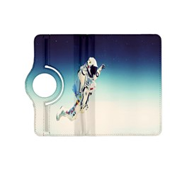 Astronaut Kindle Fire Hd (2013) Flip 360 Case by Simbadda