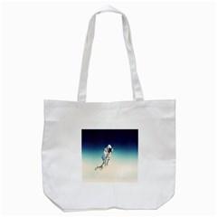 Astronaut Tote Bag (white) by Simbadda