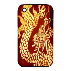 Fabric Pattern Dragon Embroidery Texture Iphone 3s/3gs by Simbadda