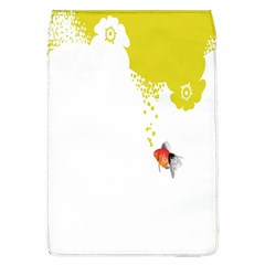 Fish Underwater Yellow White Flap Covers (l)  by Simbadda