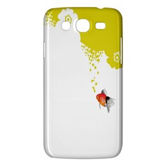 Fish Underwater Yellow White Samsung Galaxy Mega 5 8 I9152 Hardshell Case  by Simbadda