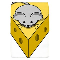 Cheese Mose Yellow Grey Flap Covers (s)  by Alisyart