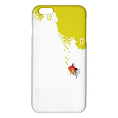 Fish Underwater Yellow White Iphone 6 Plus/6s Plus Tpu Case by Simbadda