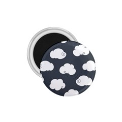 Cloud White Gray Sky 1 75  Magnets by Alisyart