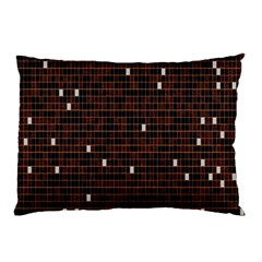 Cubes Small Background Pillow Case (two Sides) by Simbadda