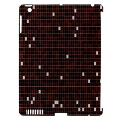 Cubes Small Background Apple Ipad 3/4 Hardshell Case (compatible With Smart Cover) by Simbadda