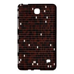 Cubes Small Background Samsung Galaxy Tab 4 (7 ) Hardshell Case  by Simbadda