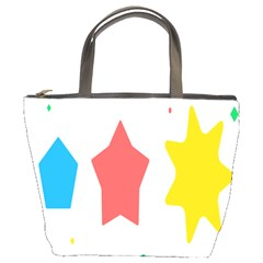 Evolution Jumsoft Star Bucket Bags by Alisyart