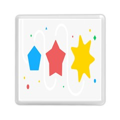 Evolution Jumsoft Star Memory Card Reader (square)  by Alisyart