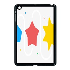 Evolution Jumsoft Star Apple Ipad Mini Case (black) by Alisyart