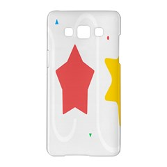 Evolution Jumsoft Star Samsung Galaxy A5 Hardshell Case  by Alisyart