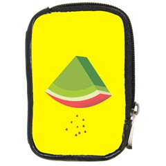 Fruit Melon Sweet Yellow Green White Red Compact Camera Cases by Alisyart