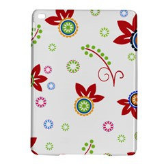 Floral Flower Rose Star Ipad Air 2 Hardshell Cases by Alisyart