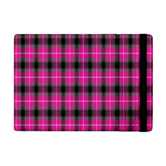 Cell Background Pink Surface Apple Ipad Mini Flip Case by Simbadda