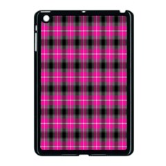 Cell Background Pink Surface Apple Ipad Mini Case (black) by Simbadda