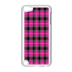 Cell Background Pink Surface Apple Ipod Touch 5 Case (white) by Simbadda