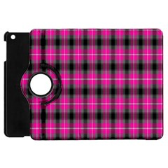 Cell Background Pink Surface Apple Ipad Mini Flip 360 Case by Simbadda