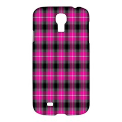 Cell Background Pink Surface Samsung Galaxy S4 I9500/i9505 Hardshell Case by Simbadda
