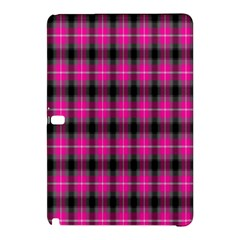 Cell Background Pink Surface Samsung Galaxy Tab Pro 12 2 Hardshell Case by Simbadda