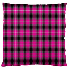 Cell Background Pink Surface Standard Flano Cushion Case (two Sides) by Simbadda