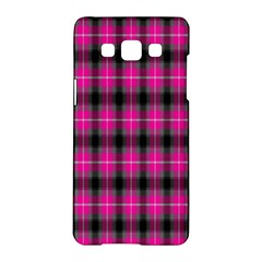 Cell Background Pink Surface Samsung Galaxy A5 Hardshell Case