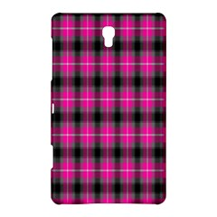 Cell Background Pink Surface Samsung Galaxy Tab S (8 4 ) Hardshell Case  by Simbadda