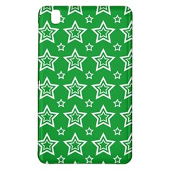 Green White Star Line Space Samsung Galaxy Tab Pro 8 4 Hardshell Case by Alisyart