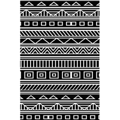 Myria Wrapping Paper Black 5 5  X 8 5  Notebooks by Alisyart