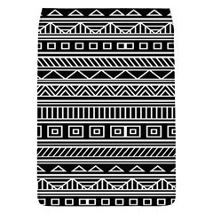 Myria Wrapping Paper Black Flap Covers (l)  by Alisyart